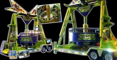 Wrecking Ball Mechanical Ride DISCOUNTED PRICE